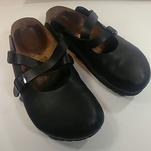 Birkenstocks Birks Covered W9 M7 or 260